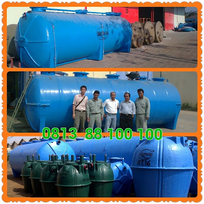 septic tank biotech , stp , ipal biotek , sepiteng biotek , toilet portable fibreglass