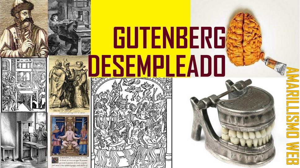 ©Gutenberg desempleado