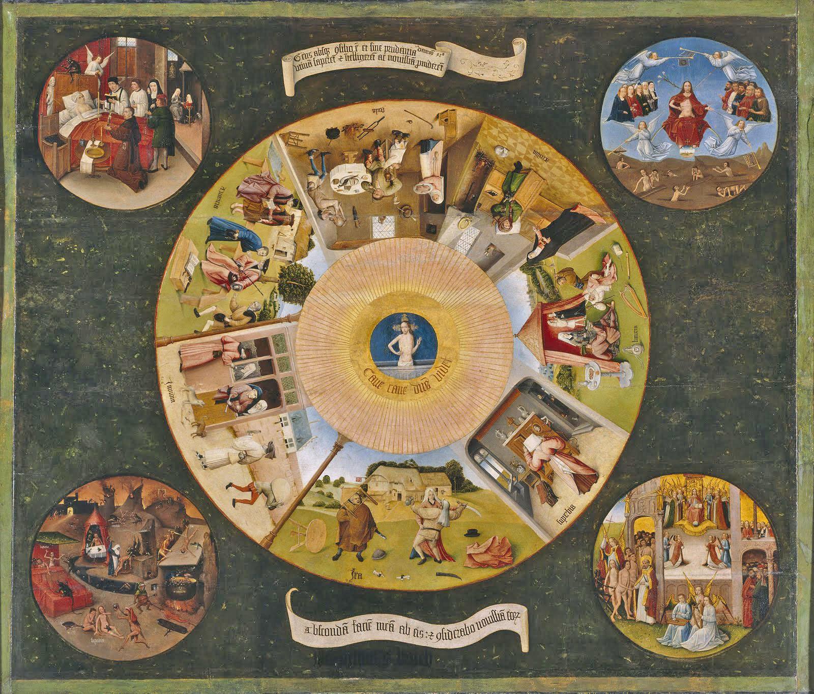 Biblia y logos la soberbia i - La mesa de los pecados capitales ...