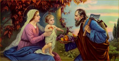 FEVEREIRO: mês dedicado à Sagrada Família