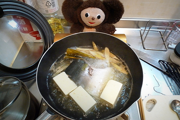 ハマチかま煮付けと蕎麦のワンプレート レシピ