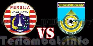 Persija VS Gresik United ISL 2013