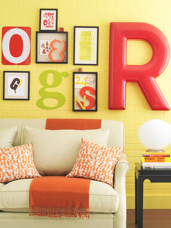 The Art Of Up-Cycling: Cool Art Ideas For Walls, DIY Wall Art ...