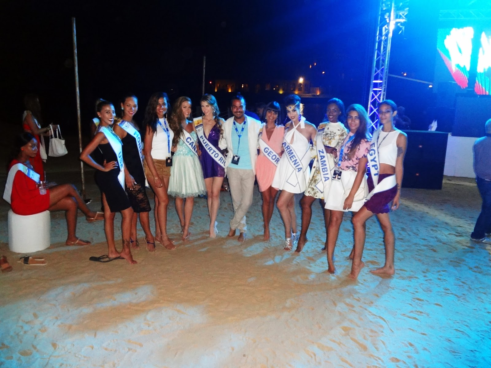 topmodel of the world el gouna