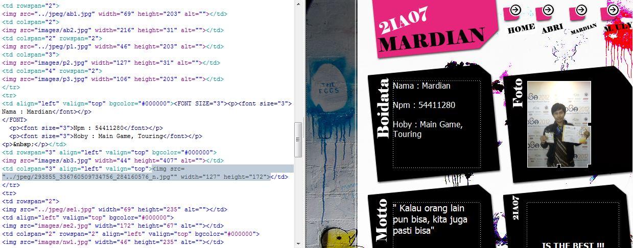 ilmukomputer membuat website dengan php dan diatas halaman