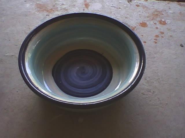 Ceramica soperas columnas santeria biscocho pintura al horno for Horno ceramica precio