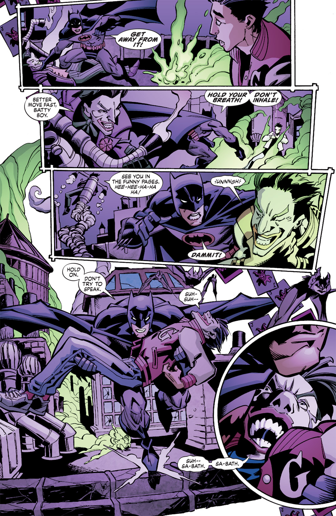 Detective Comics (1937) Issue #867 Page 17