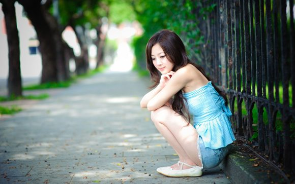 Girls Beauty Wallpaper MM Mikao 17
