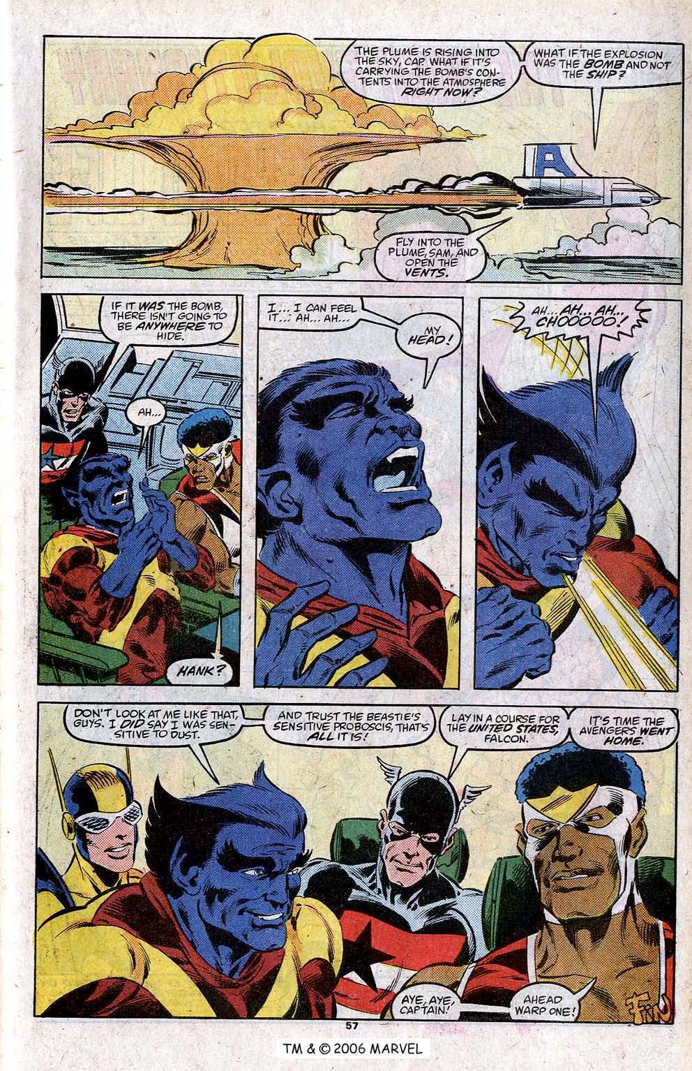 Captain America (1968) Issue #348c #280 - English 59