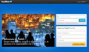 Profilo Privato Twitter Tweet