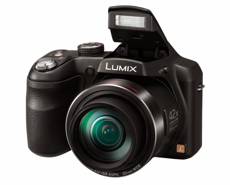 Panasonic Lumix DMC-LZ40, new prosumer camera, kamera prosumer, prosumer camera, superzoom camera, creative filter, creative effect, HDR mode