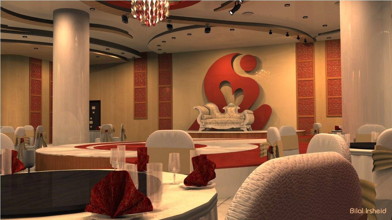 Wedding hall interior design decor and more for Marriage hall interior designs