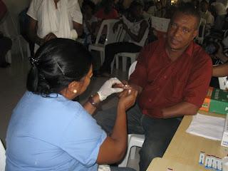 Realizan jornada de prevención del HIV=SIDA en personas con discapacidad en SC
