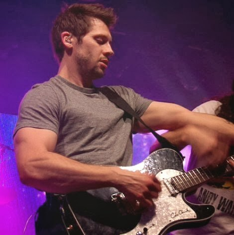 Ryan Marshall Body Muscle