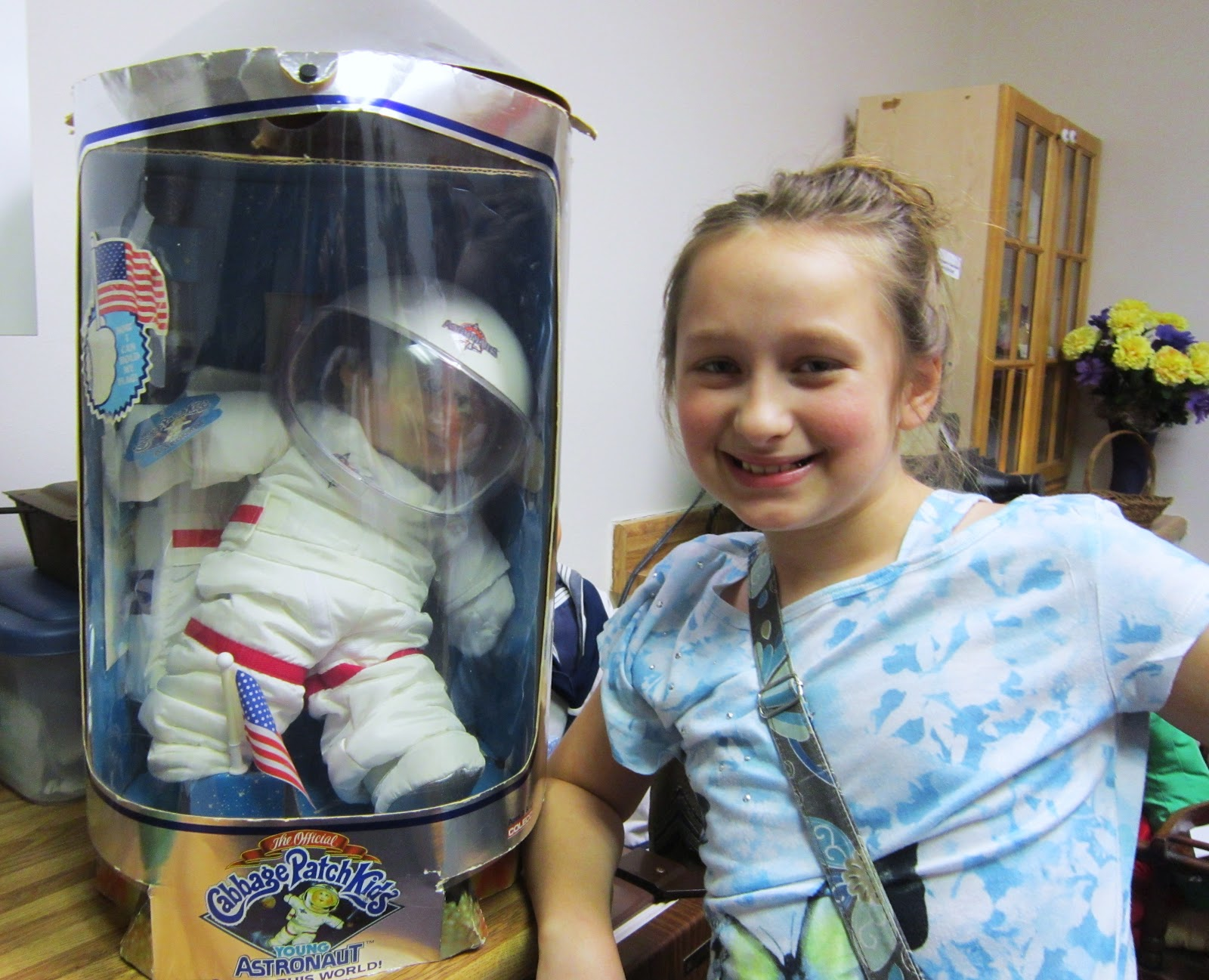 young astronauts cabbage patch doll - photo #37