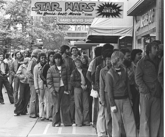 1977, Star Wars, phenomenon