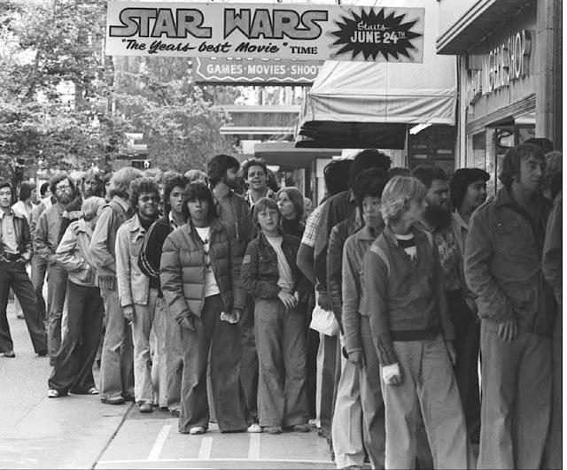 1977, Star Wars, phenomenon