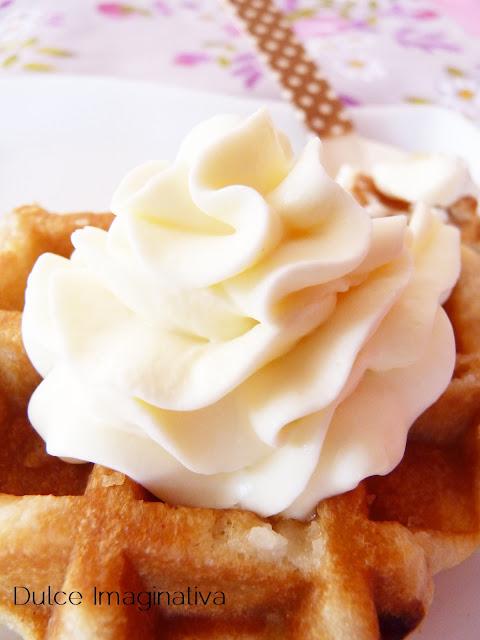 Crema de caramelos sugus