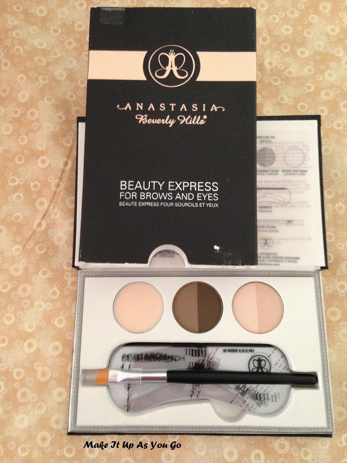 Make It Up As You Go Quickie Review Anastasia Beverly Hills