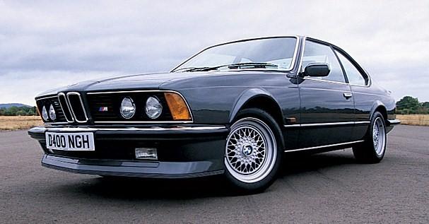 Automóvil BMW M6 3.5 CSi