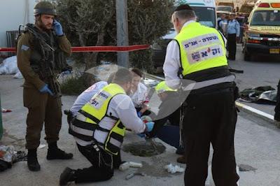 Intifada da faca já registrou mais de 500 ataques