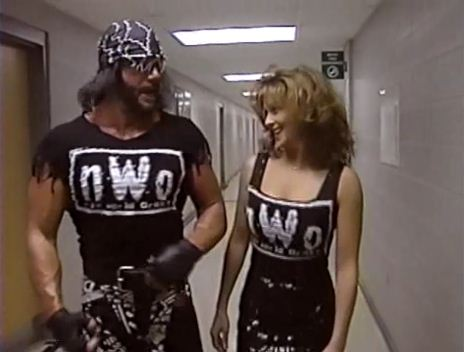 Image result for randy savage nwo