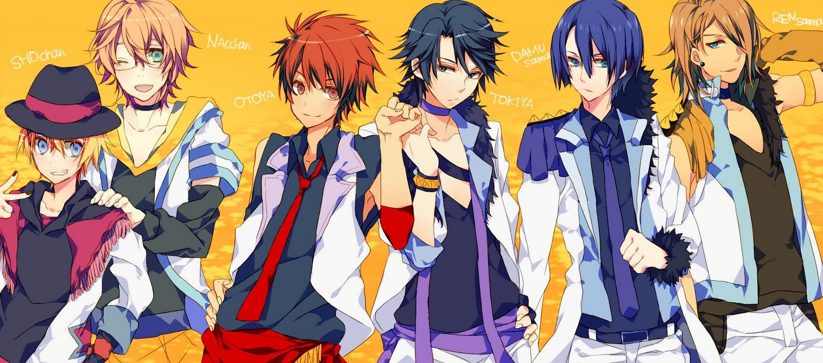 Interest Check Uta no Prince sama Maji Love 1000%