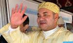 الملك محمدالسادس : المغرب يتقدم بخطى حثيثة على درب الديمقراطية