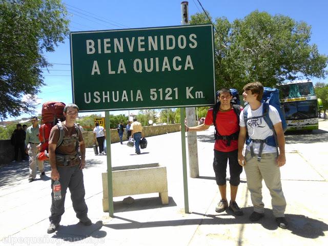 Frontera La Quiaca