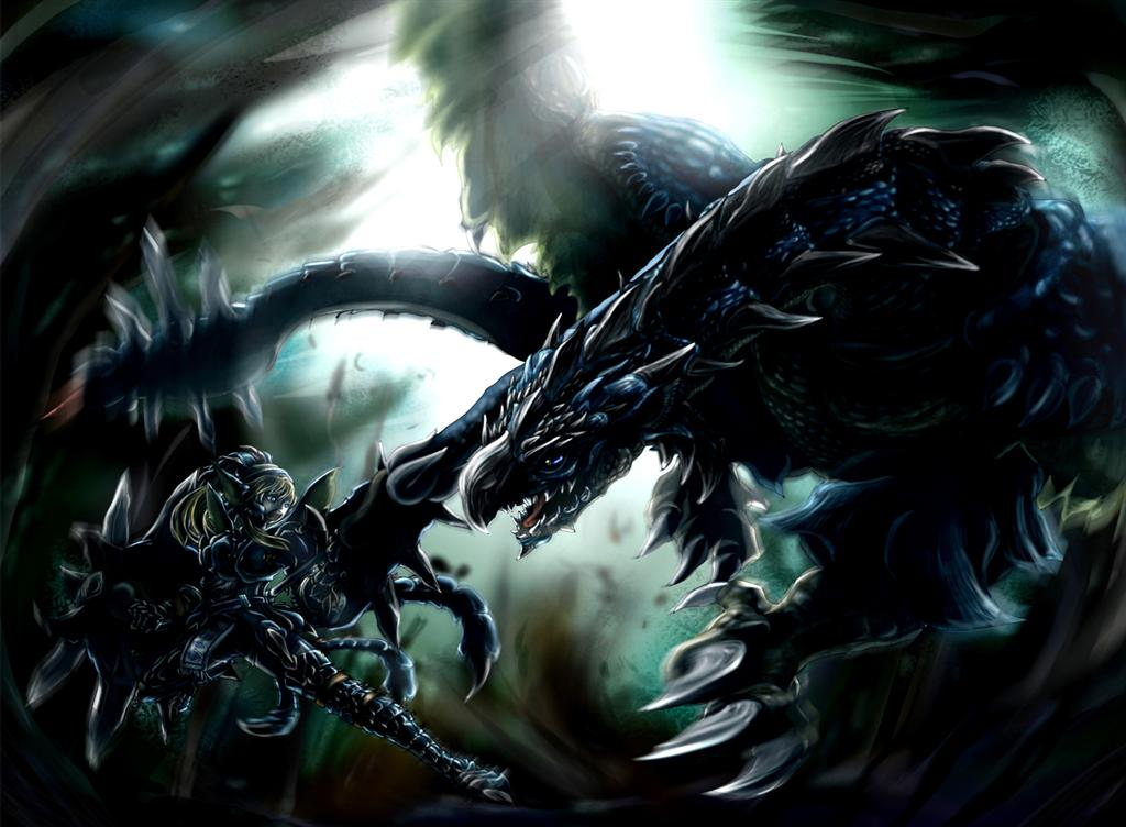 Monster Hunter HD & Widescreen Wallpaper 0.0852815082467799