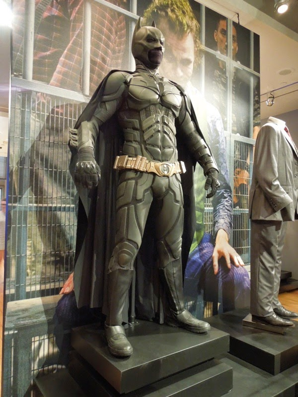 Christian Bale Batman Batsuit Dark Knight