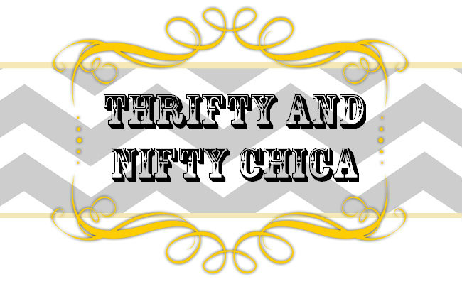 Thrifty and Nifty Chica