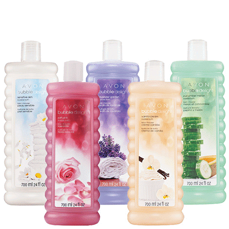 november 4th 2013 avon bubble bath