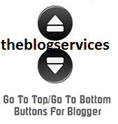 Go To Top and Go To Bottom Buttons Using jQuery in Blogger