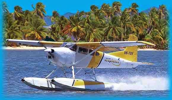 طائرة مائية,معلومات عن طائرة مائية