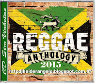 CD Reggae Anthology 2015 Faixas Nomeadas e Sem Vinhetas