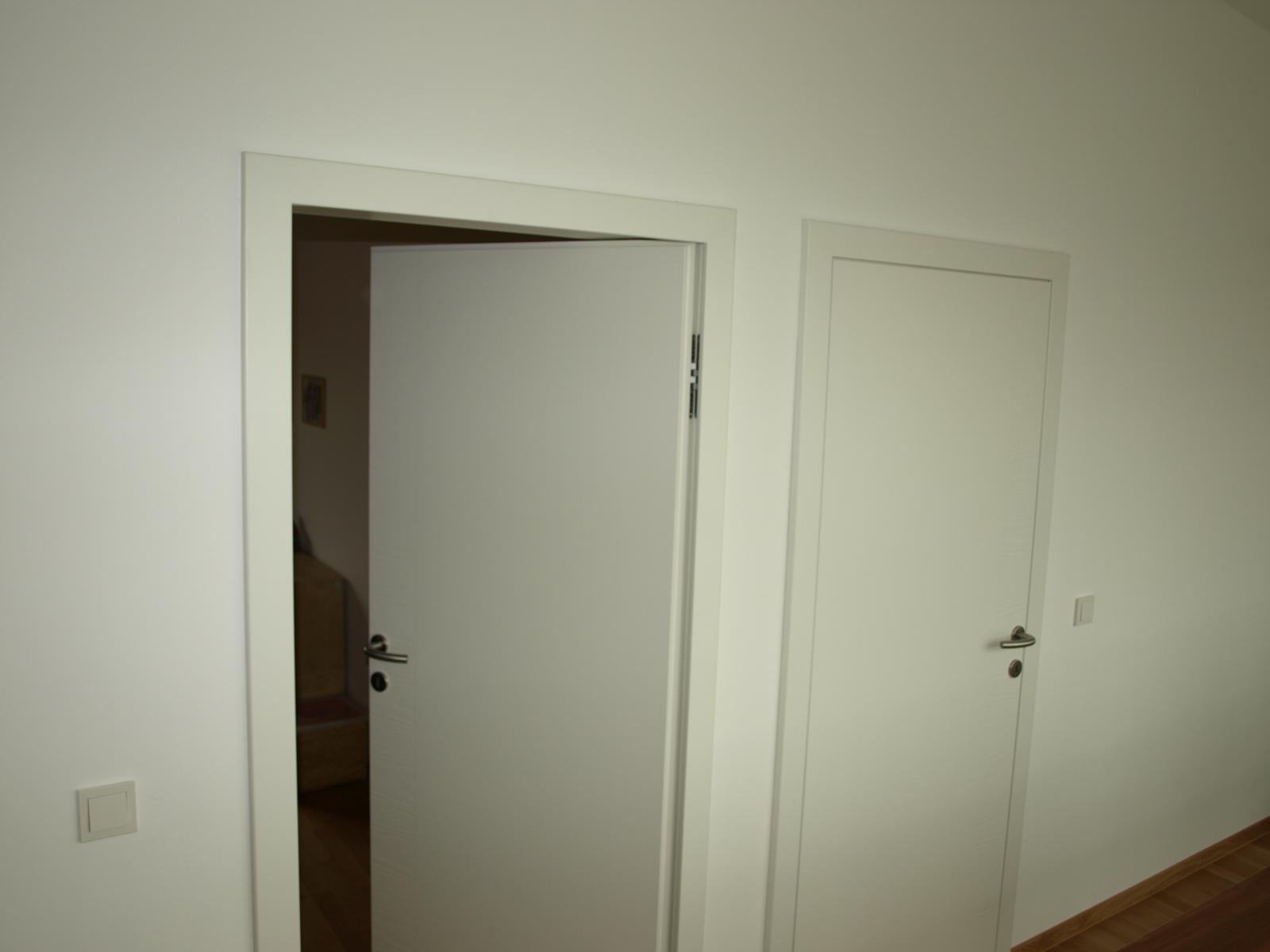 Innentüren weiß glatt  Tagebuch der Tischlerei Slawitscheck: April 2013