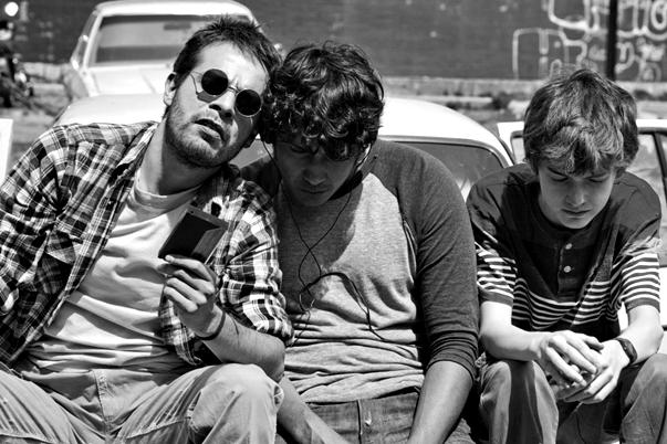 Güeros, dirigida y escrita por Alonso RuizPalacio