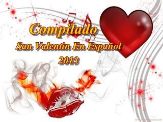 VA – Compilado San Valentin En Español [2013]
