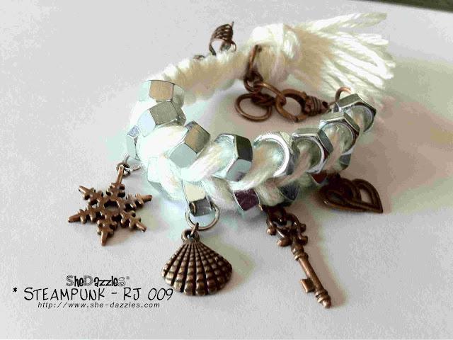 steampunk-bolt-hardware-charm-bracelet-malaysia