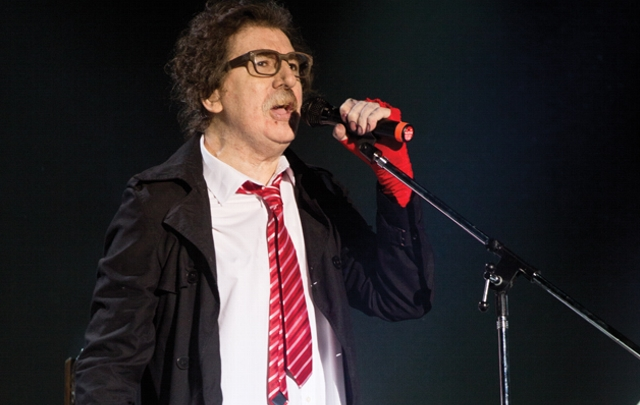 CHARLY GARCIA, COLOMBIA
