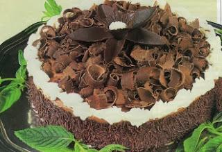 Receta especial Tarta de Chcolate