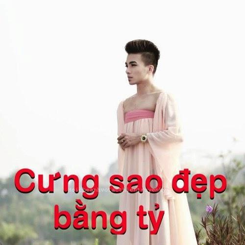 Câu nói bá đạo của Kenny Sang
