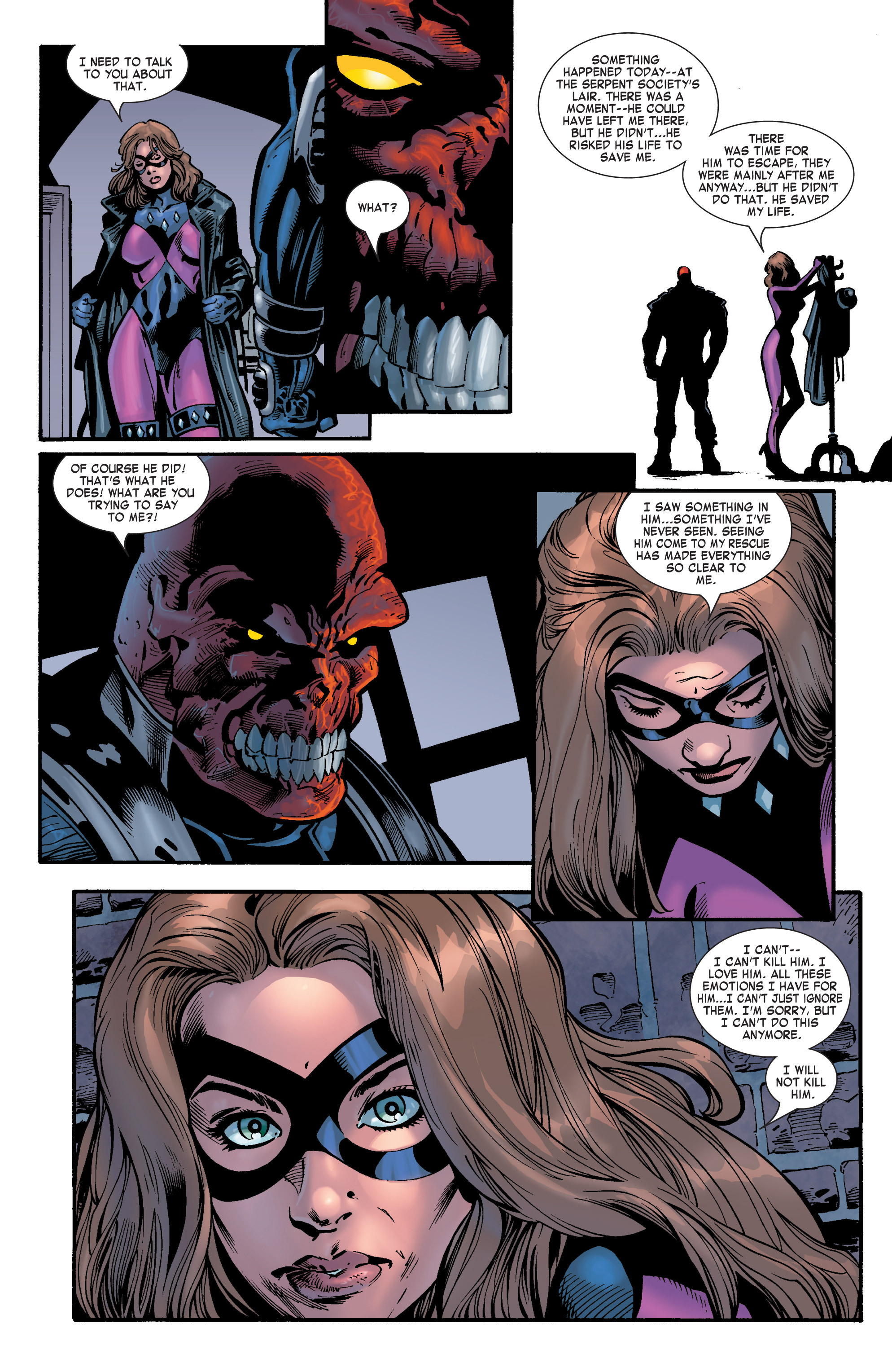 Captain America (2002) Issue #31 #32 - English 21