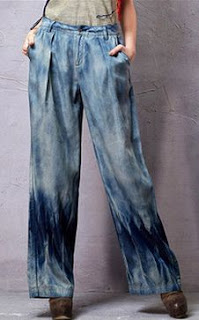 Moda, Pantalones Vaquero