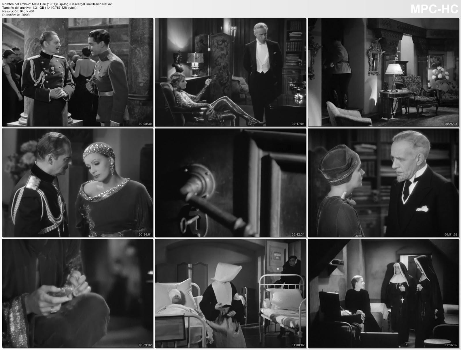 Mata hari pelicula 1931 online dating 10
