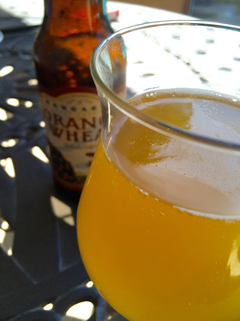 Hangar 24 Orange Wheat Ale 2