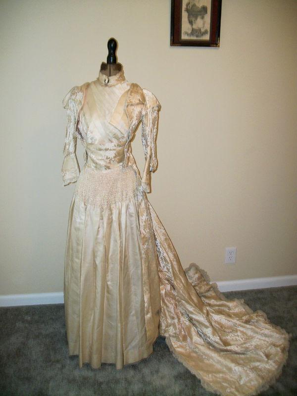 Vintage turn of the century dresses
