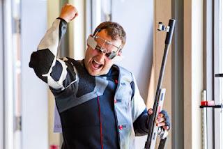 Daniel Brodmeier (GER) - Carabina 3 Posições - Copa do Mundo ISSF de Carabina e Pistola 2013 - Tiro Esportivo