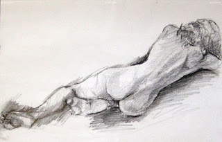 bocetos-a lapiz-de-desnudos-femeninos+Bocetos Lapiz Desnudos Mujeres